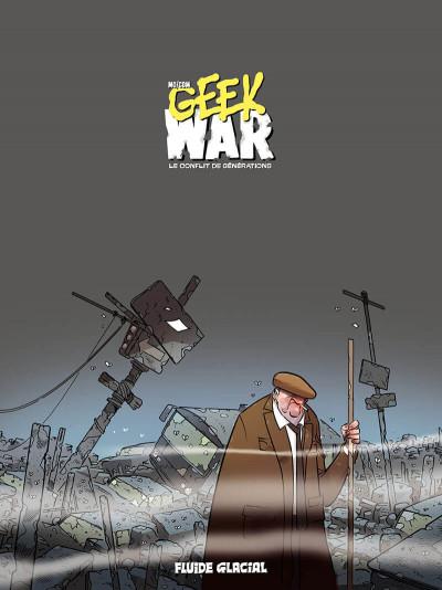 Page 2 geek war ; le conflit des générations
