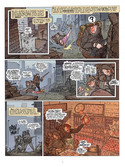 Page 4 geek war ; le conflit des générations