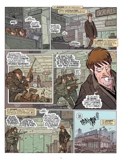 Page 5 geek war ; le conflit des générations