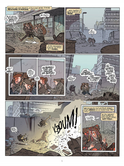 Page 6 geek war ; le conflit des générations