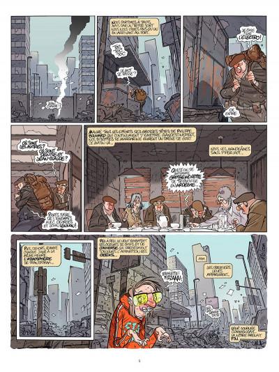 Page 7 geek war ; le conflit des générations