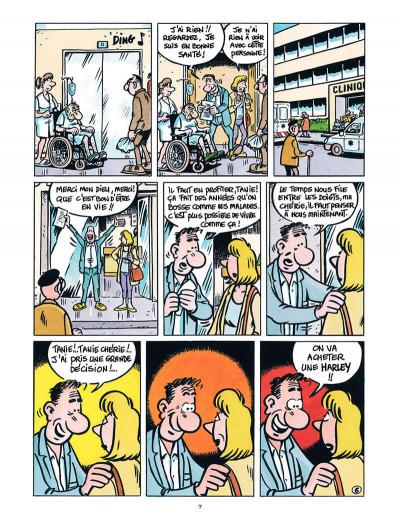 Page 6 je veux une Harley tome 1 - La vie est trop courte !