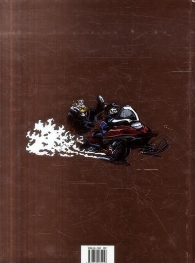 Dos Litteul kevin tome 6 (couleur)