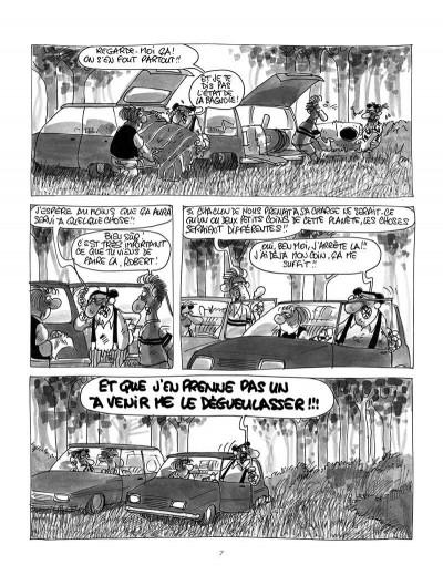 Page 6 les Bidochon T.21 - sauvent la planète