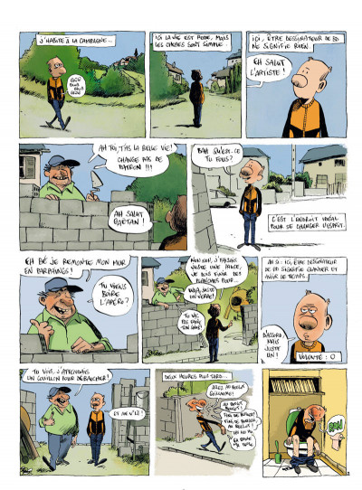 Page 4 Moi, BD