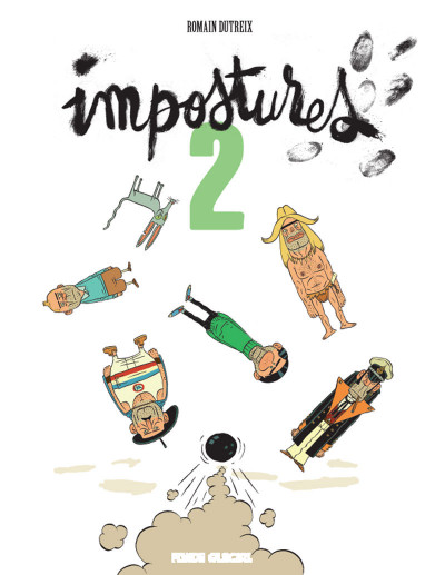 Page 4 Impostures tome 2