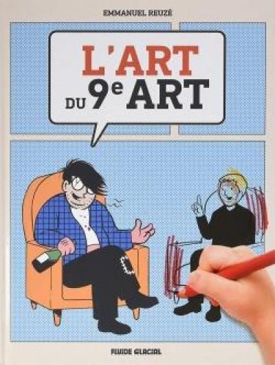 Couverture L'art du 9ème art