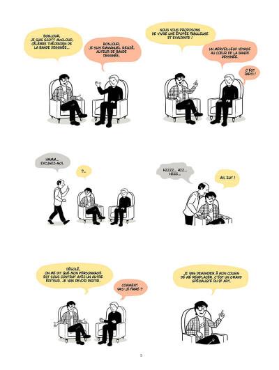 Page 5 L'art du 9ème art