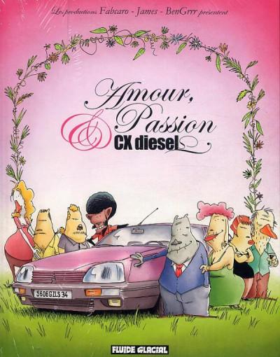 image de Pack amour passion et cx diesel tome 1 + tome 3