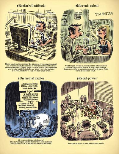 Page 6 La bureautique des sentiments