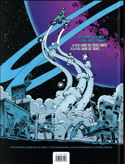 Dos Cosmik Roger - intégrale tome 1