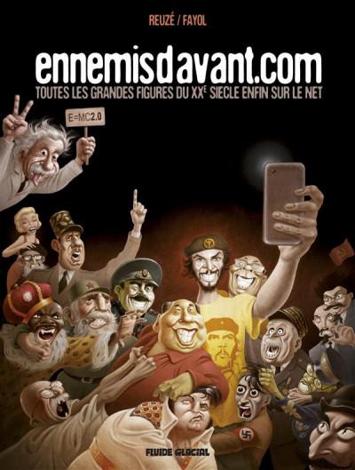 Couverture Ennemisdavant.com