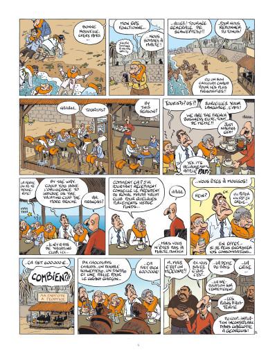 Page 3 Terreur sur le cac 40