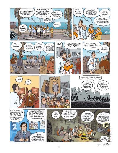 Page 4 Terreur sur le cac 40
