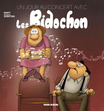 Page 1 Un jour au concert avec Les Bidochon + 2 CD