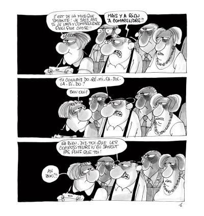 Page 3 Un jour au concert avec Les Bidochon + 2 CD