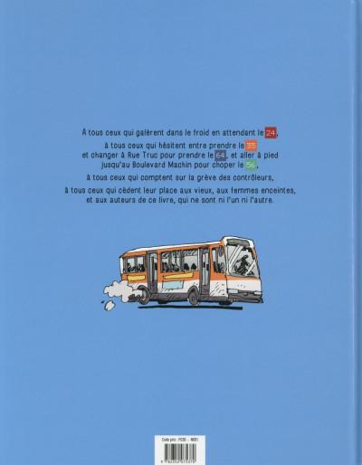 Dos Magic bus tome 1