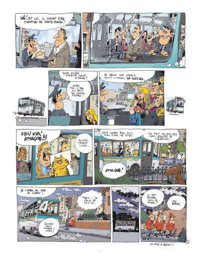 Page 7 Magic bus tome 1