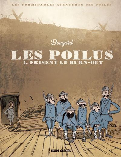 Page 1 Les poilus tome 1