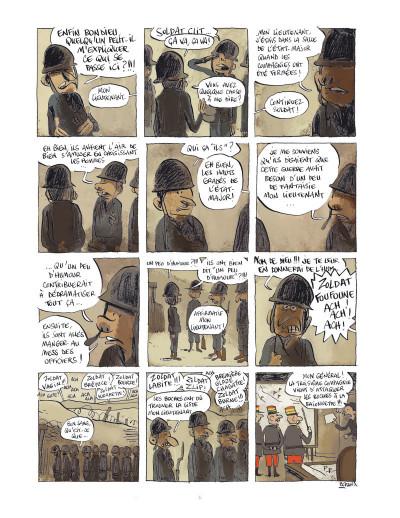Page 5 Les poilus tome 1