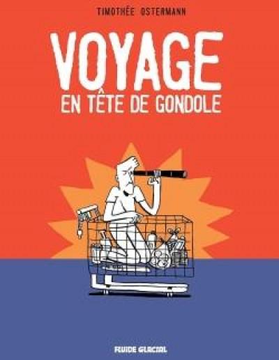 Couverture Voyage en tête de gondole