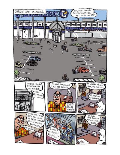 Page 2 Voyage en tête de gondole
