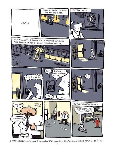 Page 5 Voyage en tête de gondole