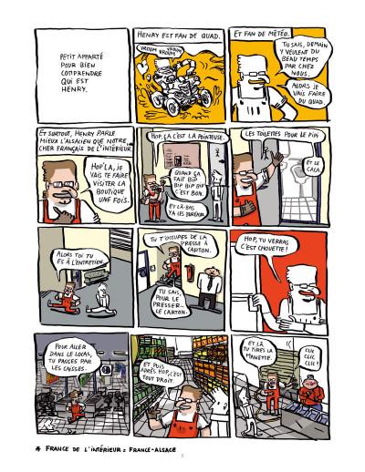 Page 6 Voyage en tête de gondole