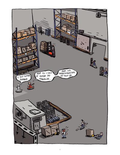Page 7 Voyage en tête de gondole
