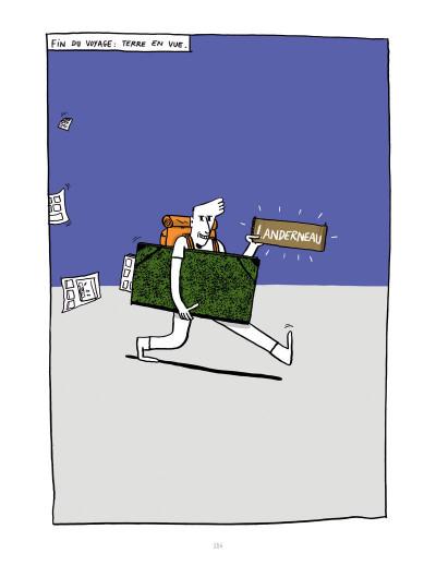 Page 8 Voyage en tête de gondole