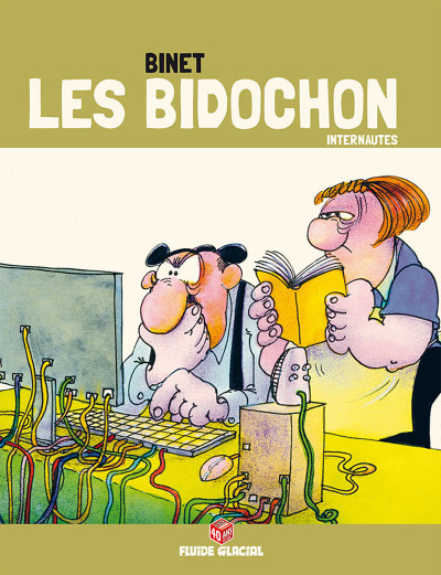 Page 1 Les Bidochon - Collection platine - tome 19 - internautes