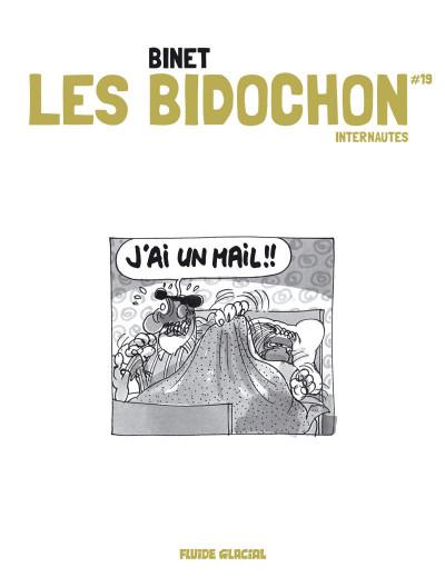 Page 2 Les Bidochon - Collection platine - tome 19 - internautes