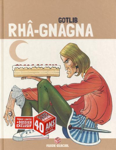 image de Rha-Gnagna tome 2 - édition 40 ans