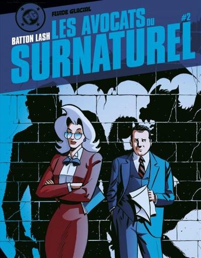 Couverture Les avocats du surnaturel tome 2