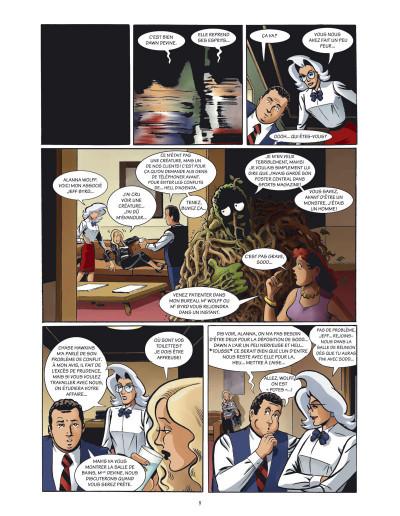 Page 7 Les avocats du surnaturel tome 2