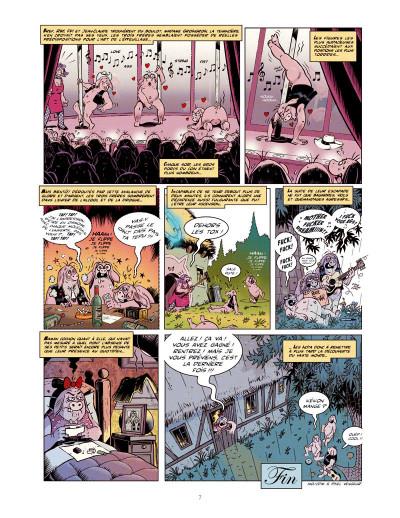 Page 7 Les trois petits cochons reloaded