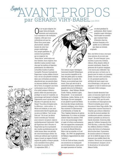 Page 4 Il était une fois Superdupont