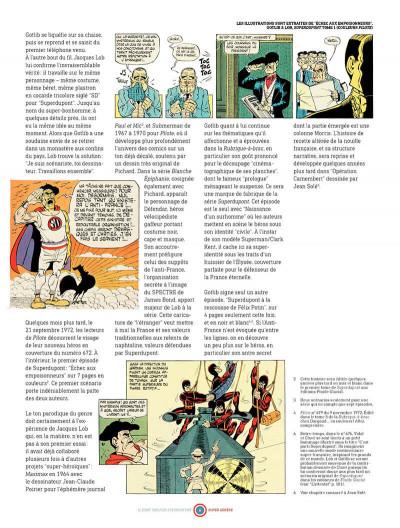 Page 6 Il était une fois Superdupont