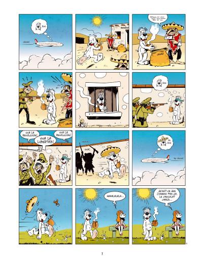 Page 7 Les nouvelles aventures de Gai-luron tome 1