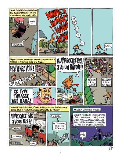 Page 4 L'homme au masque