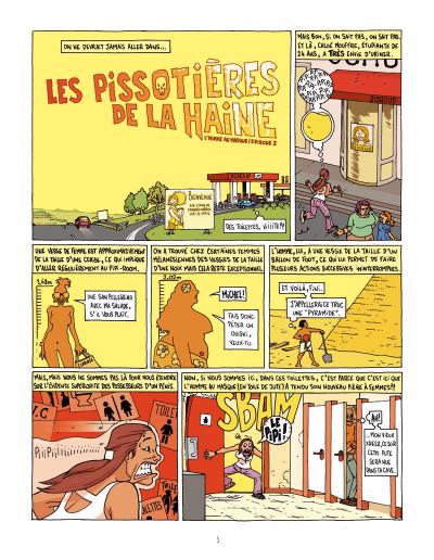 Page 5 L'homme au masque