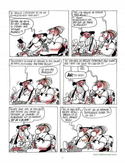 Page 7 Il était une fois les Bidochon