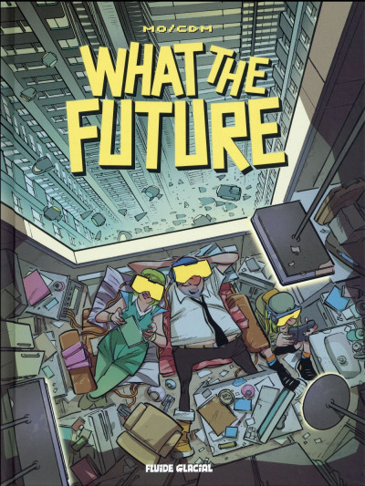 Couverture What the future