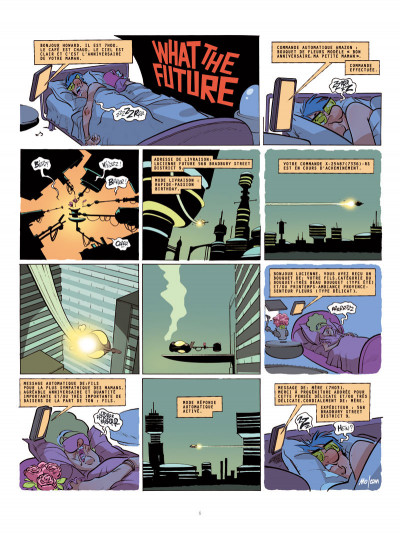 Page 6 What the future