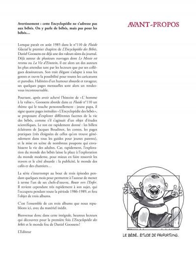 Page 2 L'encyclopédie des bébés - édition 2016