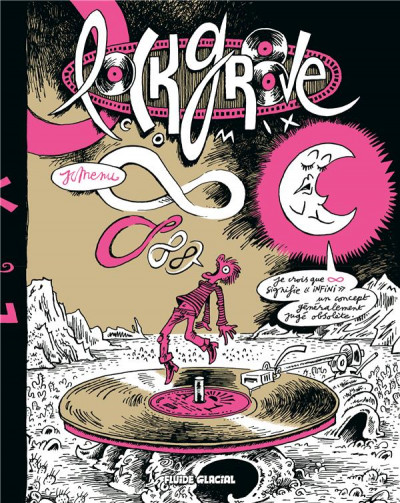 Couverture Lockgroove comix