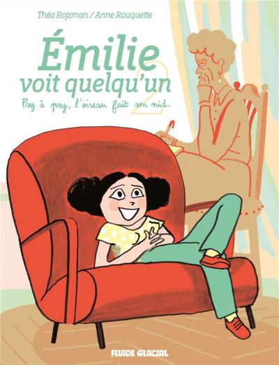 Couverture Émilie voit quelqu'un tome 2