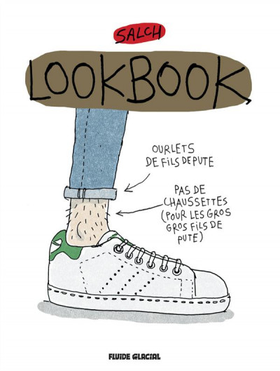 Couverture Lookbook tome 1 - édition collector