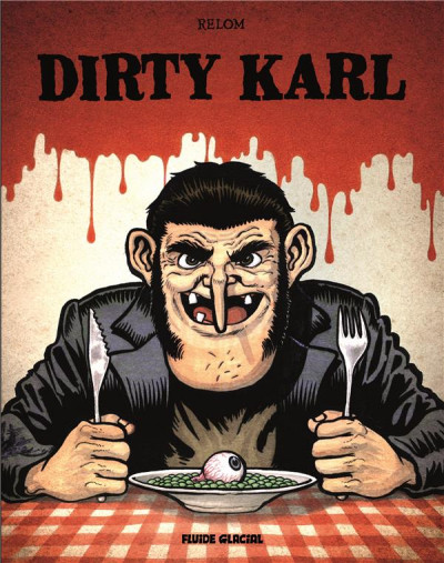 Couverture Dirty Karl