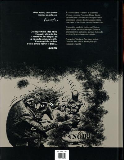 Dos Franquin - Il était une fois Idées noires